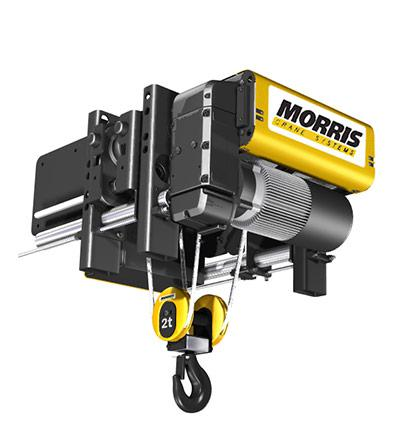 2 tons single beam electric hoist
