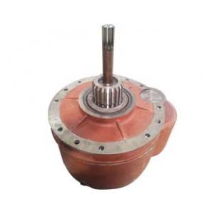 Electric hoist reducer assembly